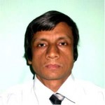 Professor Bidhan Chandra Das of Rajshahi University, Bangladesh